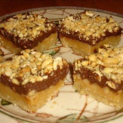 Peanut Butter Cup Bars recipe