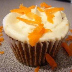 Barefoot Contessa's Carrot Cake Cupcakes recipe