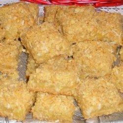 Elsie's Pineapple Oatmeal Bars recipe