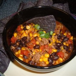 Black Bean and Corn Soup recipe