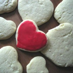Ann's Soft Sugar Cookies recipe