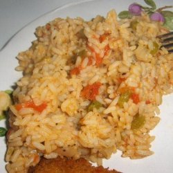 My Own Mexican Rice recipe