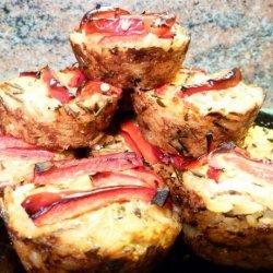 leftover rice muffins recipe