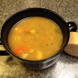 Dad's Chicken Soup recipe