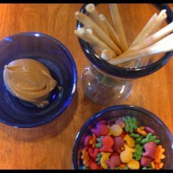 Go Fish Snack recipe