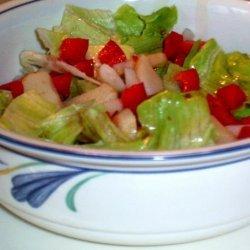 Korean Style Salad Dressing recipe