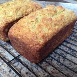 Rice Flour Banana Bread (Wheat Free) recipe