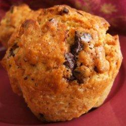 Basic Chocolate Chip Muffins recipe