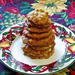 Cinnamon Chip Apple Cookies recipe