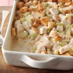 Swiss Chicken Casserole recipe