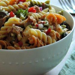 Easy Tuna Pasta Salad recipe