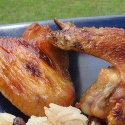 Teriyaki Chicken Wings (Crock Pot  / Slow Cooker Option) recipe