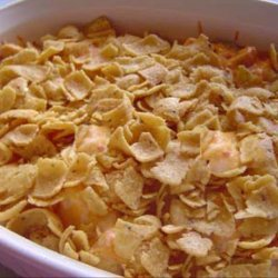 Quick and Easy Chicken and Chips Casserole recipe
