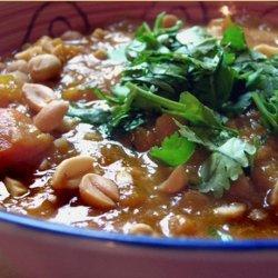 Winter Squash, Chickpea & Red Lentil Stew recipe