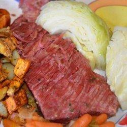 Pressure Cooker Corned Beef recipe