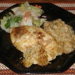 Chicken and Rice Bake recipe