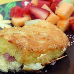 Quick Breakfast Sandwiches recipe