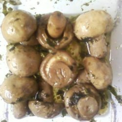 Marinated Mushrooms My Way recipe