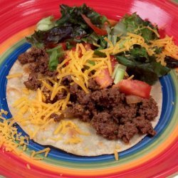 Mexican Beef recipe