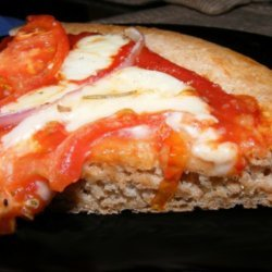 Oops, It's a Fat Free Pizza Crust recipe