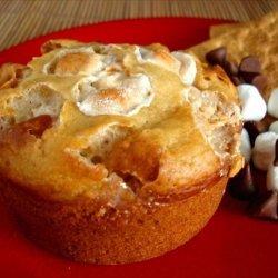 S'more Muffins recipe