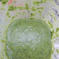 Low Fat Pesto Sauce recipe