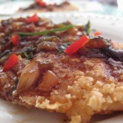Tilapia in Thai Sauce recipe
