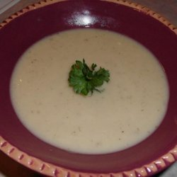 Potato Cauliflower Soup recipe