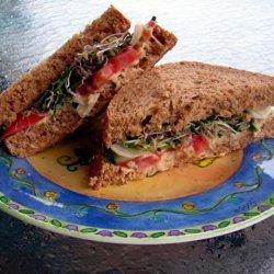 The Greatful Bread Sandwich recipe