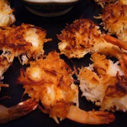 Coconut Shrimp With a Kick - Baked or Fried recipe