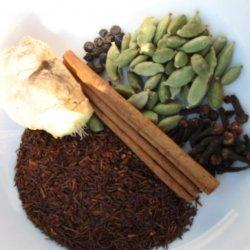 Rooibos Chai recipe