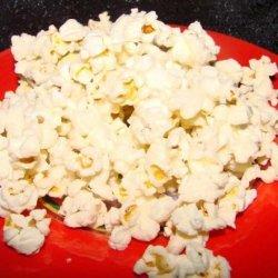 Microwave Popcorn Three Ways recipe