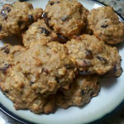 Vegan Oatmeal Cookies recipe