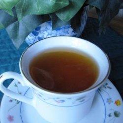 Honey Apple Tea recipe