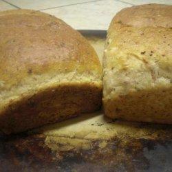 Mile High Crispy Bacon and Onion Bread - Bread Machine recipe