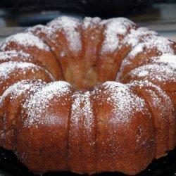 Apple Cinnamon Bundt Cake recipe