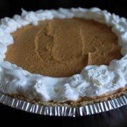 No-Bake Cheesecake Pumpkin Pie recipe