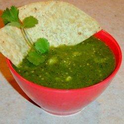 Green Tomatillo Salsa recipe