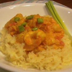 Shrimp Curry recipe