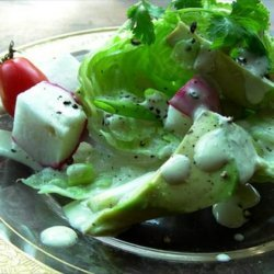 Avocado Salad With Cumin Lime Mayo  Dressing recipe