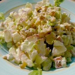 Old Time Waldorf Salad recipe