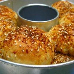Bubble Loaf - Savory recipe