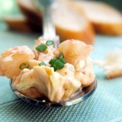 Habit Forming Shrimp Dip recipe