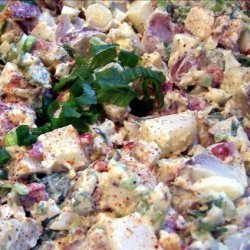 New Potato or Red Potato Salad ala Nita recipe
