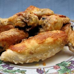Crispy Oven Fried Chicken With Gravy recipe