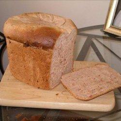 Garlic Herb Pepperoni Bread (bread machine) recipe
