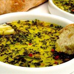 Italian Herb Dipping Oil recipe