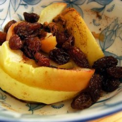 Crock Pot Baked Sliced Apples - 1 Ww Point recipe