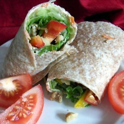 Wrap up Lunch recipe