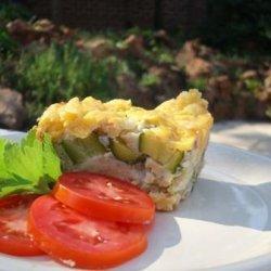 Zucchini and Cheese Casserole recipe